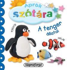 - Aprók szótára - A tenger állatai