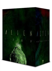 Foster, Crispin - Alien-tetralógia - díszdobozban