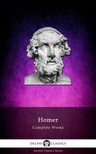 HOM�ROSZ - Delphi Complete Works of Homer (Illustrated) [eK�nyv: epub,  mobi]