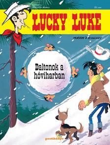 Goscinny - Morris - Lucky Luke - Daltonok a h�viharban