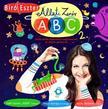 B�r� Eszter - �llati Zen�s ABC 2. - Zen�s mes�s k�pesk�nyv nagylemezzel �s �b�c�s poszterrel