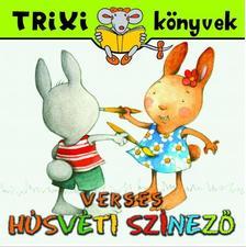 Devecsery László és Tóthárpád Ferenc - Verses húsvéti színező