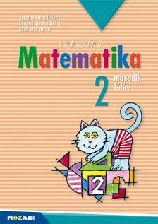 - MS-1722 SOKSZÍNŰ MATEMATIKA 2/II. FÉLÉV