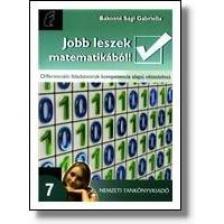 Bakosn� S�gi Gabriella - JOBB LESZEK MATEMATIK�B�L! 7.