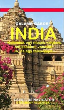 Galamb G�bor - India