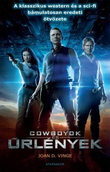 Joan D. Vinge - Cowboyok és űrlények #