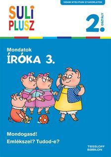 Bozsik Rozália - Íróka 3. - Mondatok