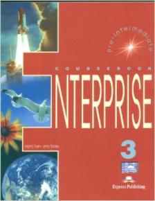 Jenny Dooley - Virginia Evans - ENTERPRISE 3.PRE-INTERMEDIATE COURSEBOOK