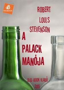 ROBERT LOUIS STEVENSON - A palack manója [eKönyv: epub, mobi]