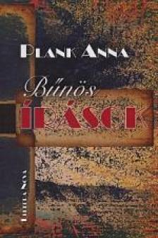 Plank Anna - Bűnös írások