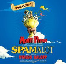 Monthy Pyton - Spamalot (musical magyar) - CD
