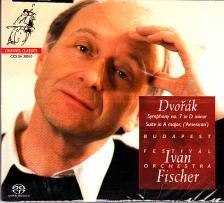 DVORAK - SYMPHONY NO.7 SACD FISCHER IVÁN, BUDAPEST FESTIVAL ORCHESTRA