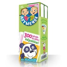 . - Agymenők kártyacsomag 4-5 éveseknek