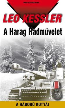 Leo Kessler - A HARAG HADM�VELET - A H�BOR� KUTY�I 19.