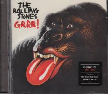 The Rolling Stones - GRRR! GREATEST HITS  1962-2012 THE ROLLING STONES 2CD