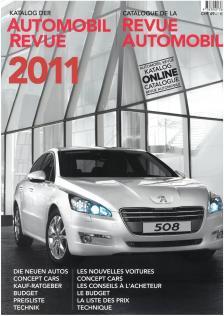 - Automobile Revue 2011 ***
