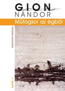 Gion Nándor - Műfogsor az égből [eKönyv: epub, mobi]