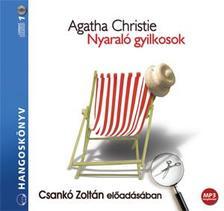CHRISTIE, AGATHA - NYARAL� GYILKOSOK - HANGOSK�NYV
