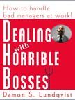 Lundqvist Damon - Dealing With Horrible Bosses [eK�nyv: epub,  mobi]