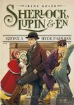 Irene Adler - Sherlock, Lupin és én 8.-Szfinx a Hyde Parkban