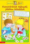 - KONCENTR�CI�T FEJLESZT�, J�T�KOS FELADATOK - BAR�TN�M, BORI