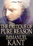 Immanuel Kant, J. M. D. Meiklejohn, Murat Ukray - The Critique of Pure Reason [eK�nyv: epub,  mobi]