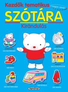 - Kezdők tematikus szótára - Magyar-német: Kirándulás