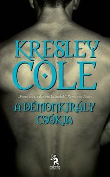 Kresley Cole - A Démonkirály csókja [eKönyv: epub, mobi]
