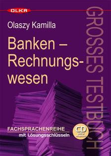 Olaszy Kamilla - Banken - Steuern - Rechnungswesen - Gro�es Testbuch + CD Pack