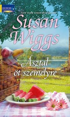 Susan Wiggs - Asztal �t szem�lyre