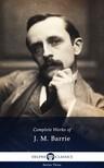 Barrie J. M. - Delphi Complete Works of J. M. Barrie (Illustrated) [eKönyv: epub,  mobi]