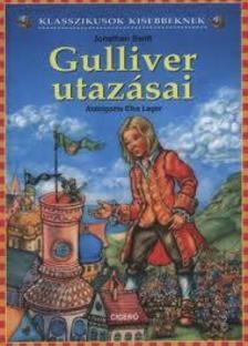 LEGER, ELKE - Gulliver utaz�sai