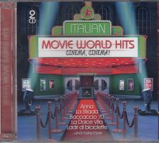 Vál. - ITALIAN MOVIE WORLD HITS 2CD