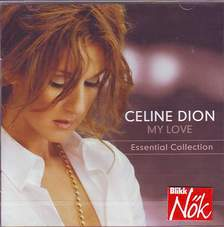 - MY LOVE ESSENTIAL COLLECTION CD C. DION