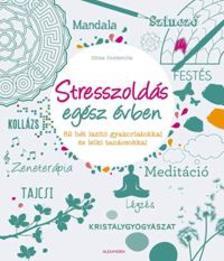 Gilles Diederichs - Stresszold�s eg�sz �vben