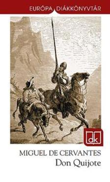 Cervantes, Miguel de - Don Quijote - EDK