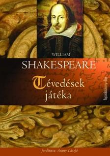 William Shakespeare - T�ved�sek j�t�ka [eK�nyv: epub, mobi]