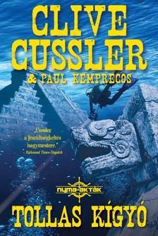 CUSSLER, CLIVE-KEMPRECOS, PAUL - TOLLAS K�GY� /NUMA-AKT�K 1.