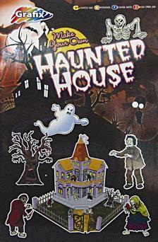Grafix - Haunted house - K�s�rteth�z modellk�nyv