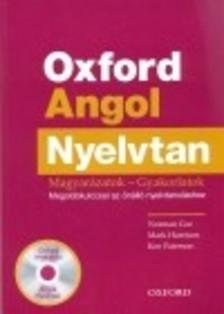 COE - HARRISON - PATERSON - OXFORD ANGOL NYELVTAN MAGYAR�ZATOK - GYAKORLATOK CD-VEL