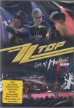 - ZZ TOP LIVE IN MONTREUX DVD 2013