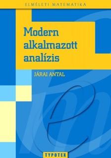 J�rai Antal - Modern alkalmazott anal�zis [eK�nyv: pdf]