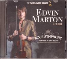 - ROCK SYMPHONY FROM VIVALDI TO METALLICA CD EDVIN MARTON & HIS BAND