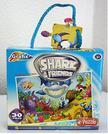 Grafix - Shark & Friends - C�pa �s bar�tai puzzle