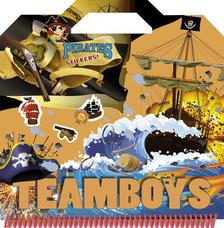 - TEAMBOYS - STICKERS - Kal�z #