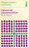 UTTON, M.A. - Industrial Concentration [antikv�r]