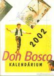P. Sz�ke J�nos - Don Bosco kalend�rium 2002 [antikv�r]