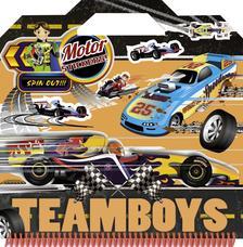 - TEAMBOYS - STICKERS - Motorverseny #