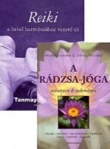 SWAMI KRIYANANDA-TANMAYA HONER - Akciós csomag 8. - A Rádzsa Jóga - Reiki a belső harmóniához