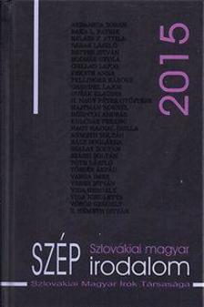 Hizsnyai Zolt�n - H. Nagy P�ter (�ssze�ll�totta) - Szlov�kiai magyar sz�p irodalom 2015